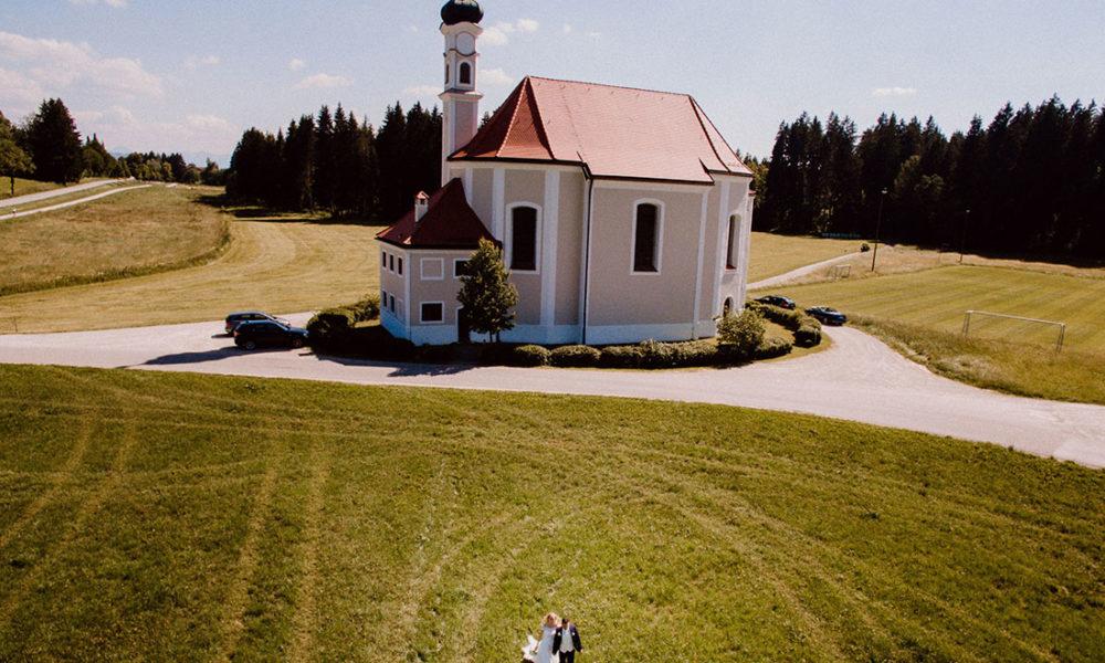 Beim Huber in Linden – Hochzeit in Dietramszell