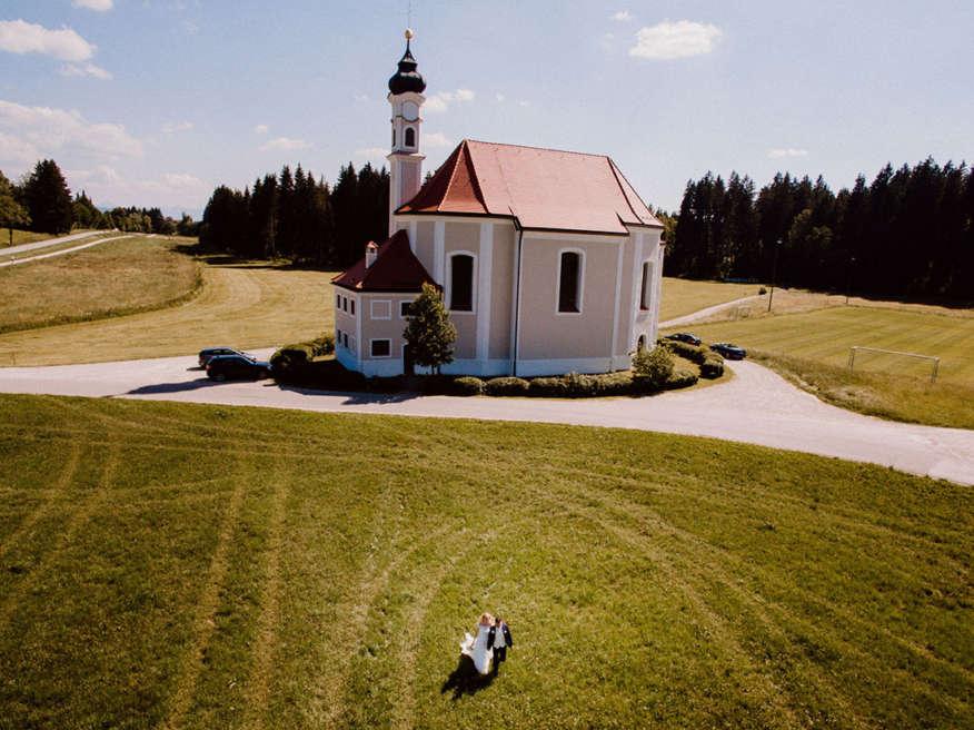 Beim Huber in Linden Hochzeit in Dietramszell