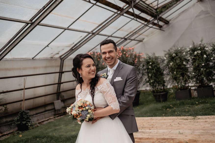 Botanikum München Hochzeit