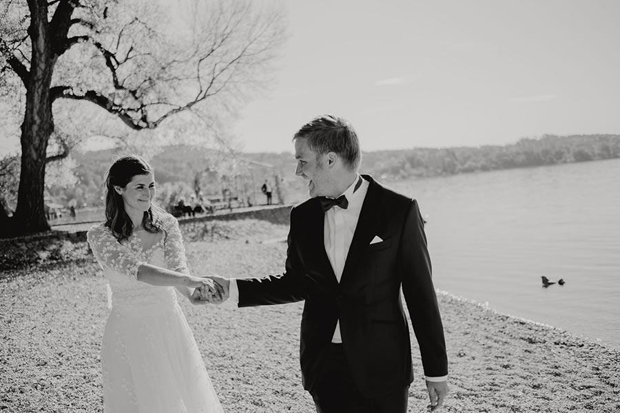 Brautpaarshooting Ammersee