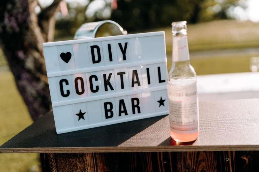 diy cocktailbar