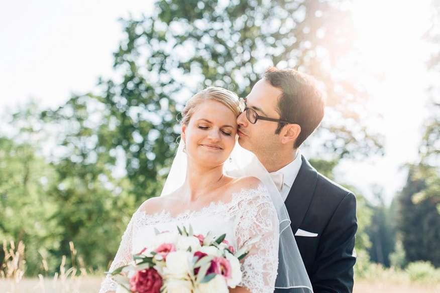 Hochzeitsfotos Forsthaus Wörnbrunn München Grünwald