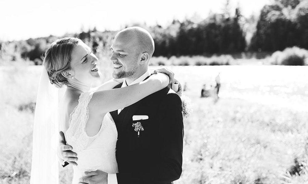 Menterschwaige Hochzeit – Heiraten mitten in München