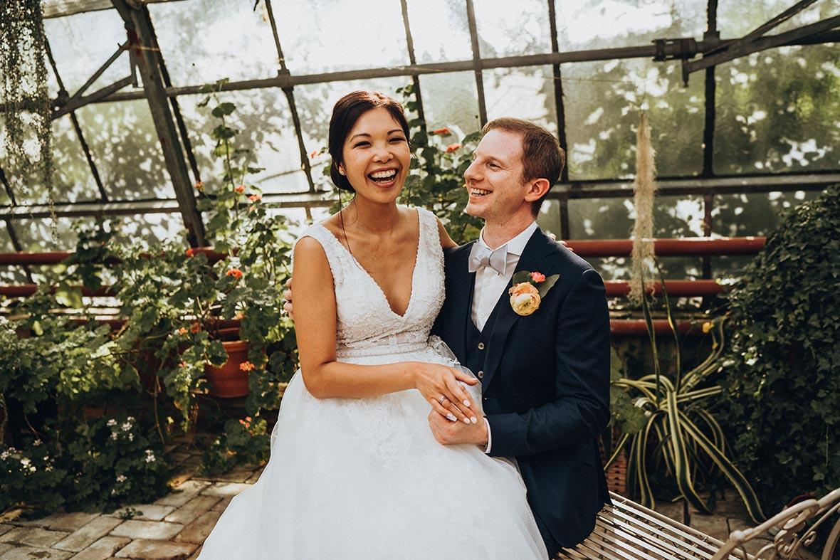heiraten gewächshaus münchen