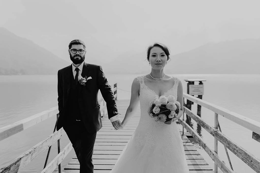 Heiraten Schliersee mit Hochzeitsfotograf aus München