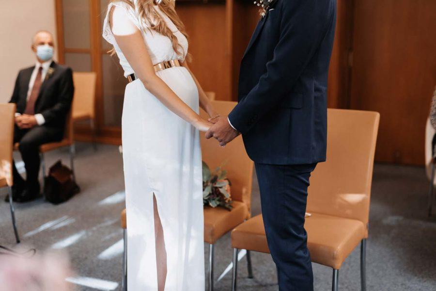 heiraten hände