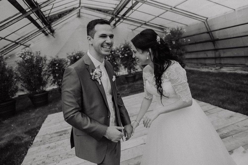 Hochzeitsfotos Botanikum München