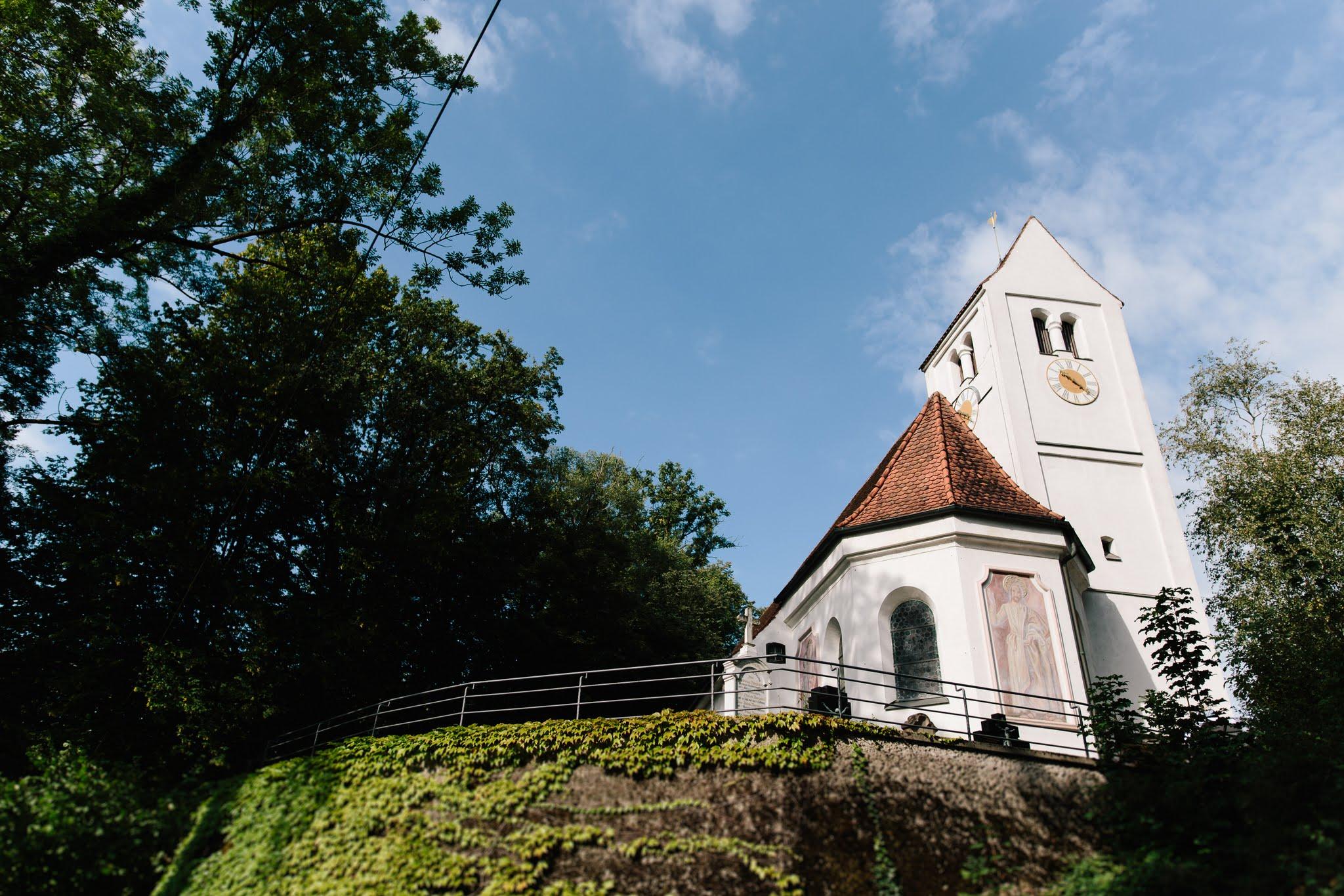 Kirche Dachau