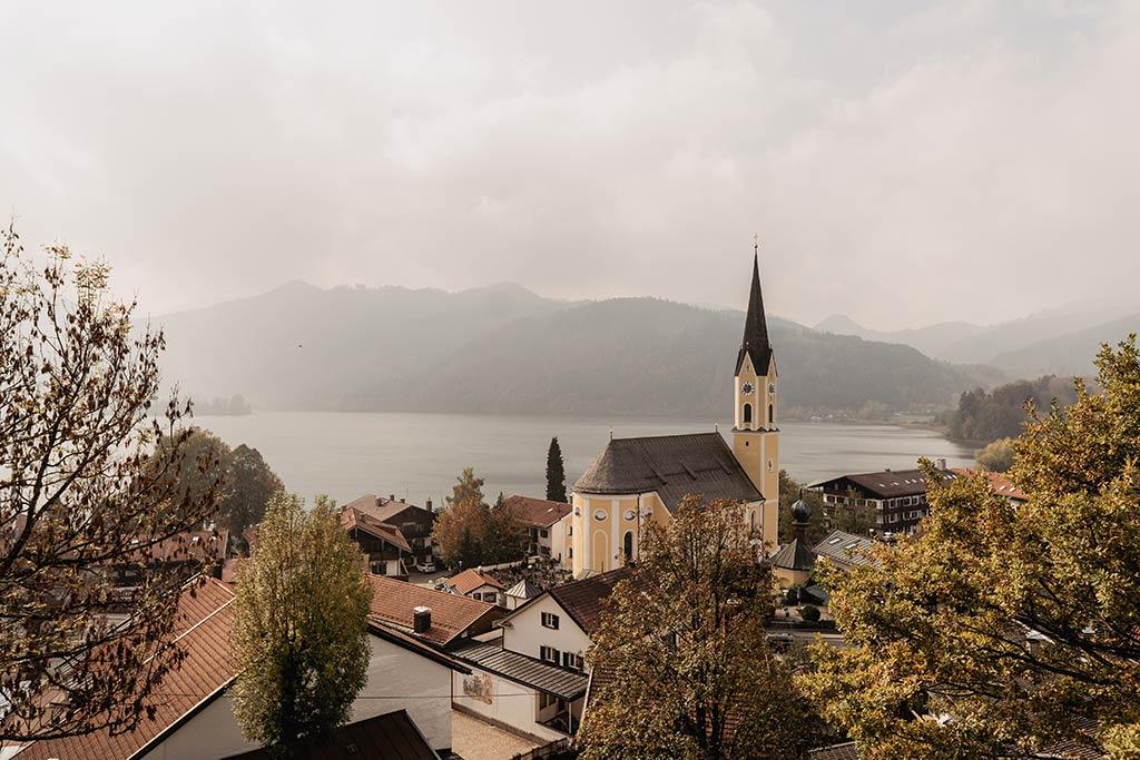 Kirche Schliersee Sankt Sixtus