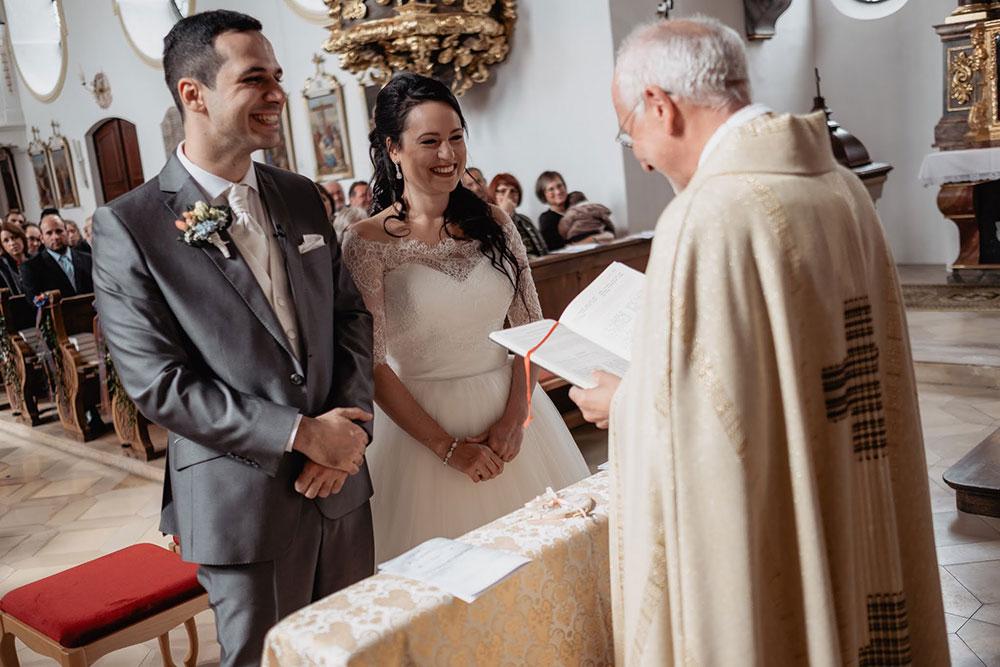 kirchliche Hochzeit München