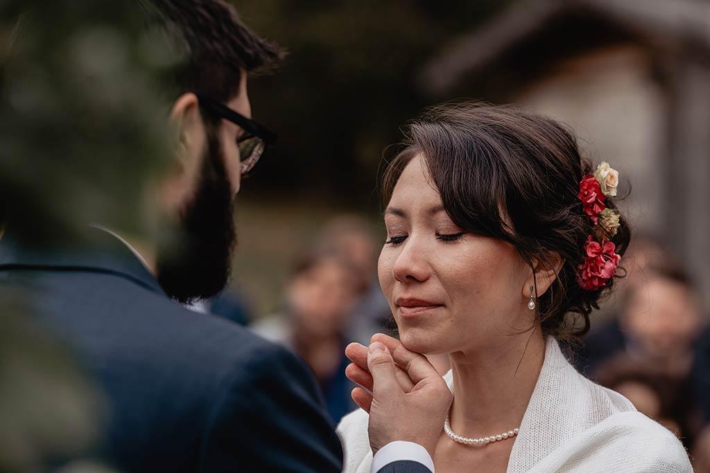 Tränen Hochzeit